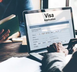 Visa and travel arrangement for international patients