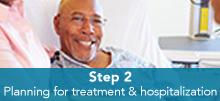 treatment and hospitalization at BGS Gleneagles Global Hospitals