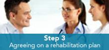 Rehabilation Plan plan at BGS Gleneagles Global Hospitals