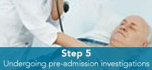 Pre-Admission Investigations at BGS Gleneagles Global Hospitals