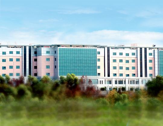 BGS Gleneagles Global Hospitals at Kengeri in Bangalore